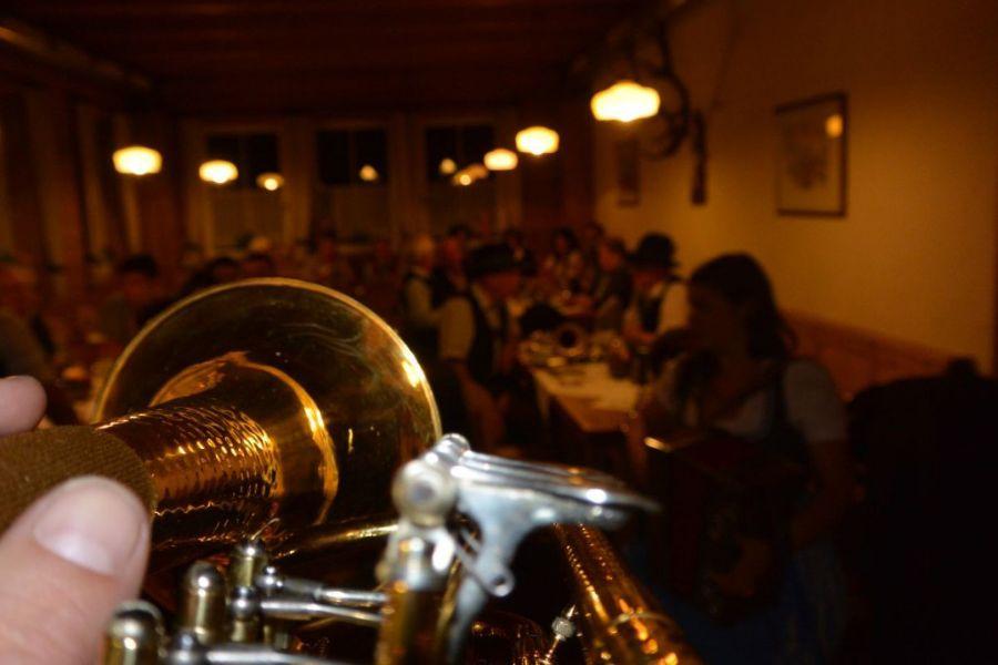 Sänger- und Musikantenstammtisch