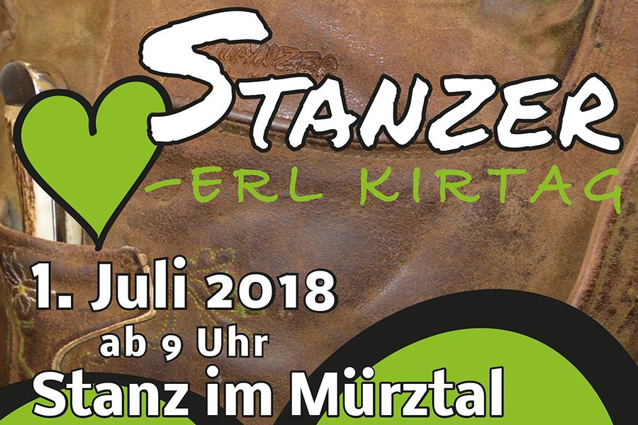 1. Juli Herzerl-Kirtag
