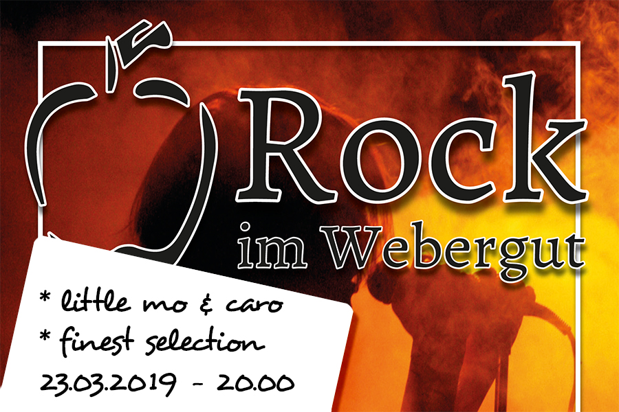 Rock am Webergut